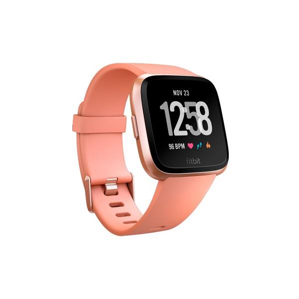 Fitibit fb505rgpk versa smartwatch deportivo oro rosa