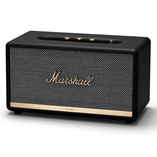 Marshall stanmore ii negro altavoz bluetooth 50w vintage con asistente google