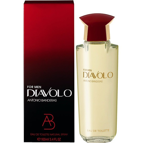 Antonio Banderas Diavolo EDT 100  ml