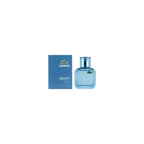 Lacoste l.12.12 bleu men eau de toilette 30ml