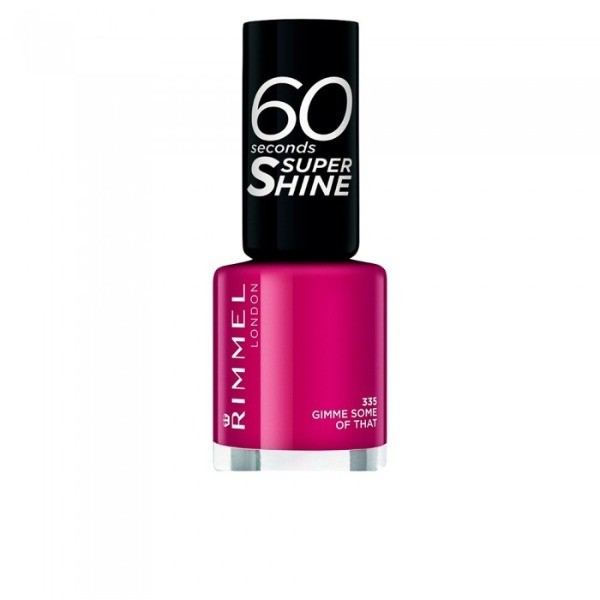 Rimmel  60 Seconds Gimme Some of That 335