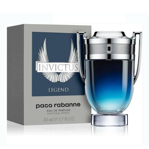 Paco rabanne invictus legend eau de parfum 50ml vaporizador