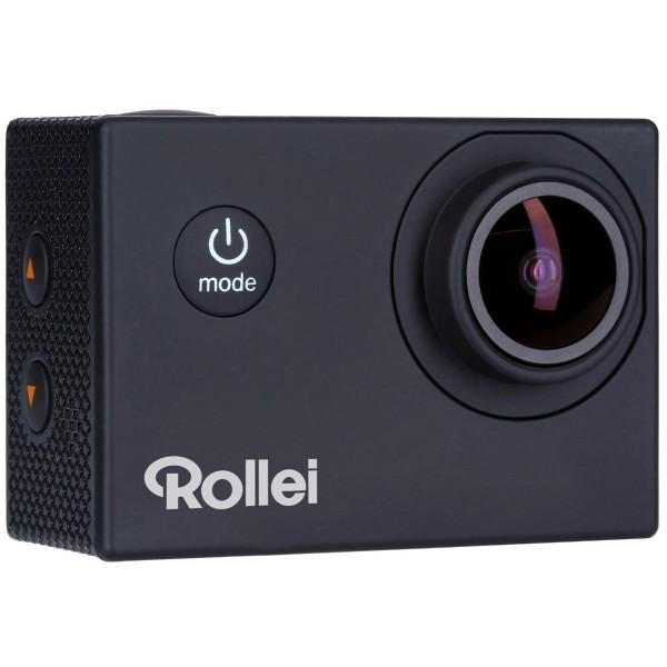Rollei p192685 negra action cam cámara deportiva fhd 2mp wifi pantalla lcd