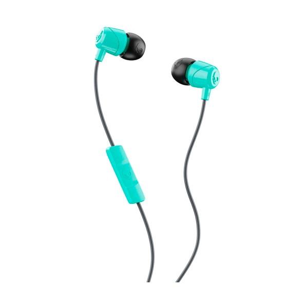 Skullcandy jib miami black auriculares de botón in-ear con cable y micrófono