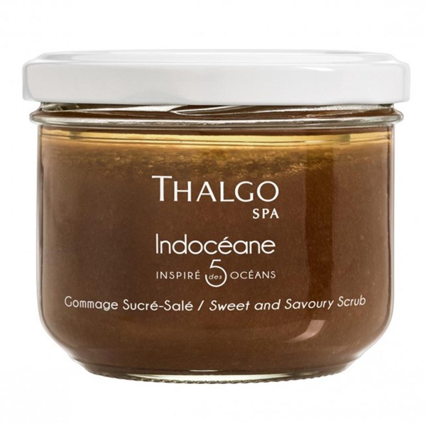Thalgo indoceane exfoliante gommage sucre 250gr
