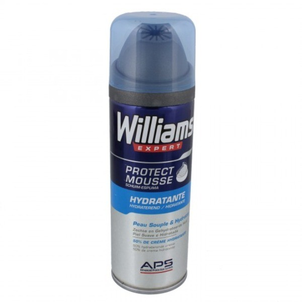 Williams Mousse Protect Hidratante 200 ml