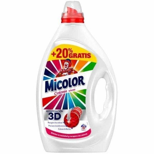 Micolor detergente Adiós al Separar 33+7 dosis