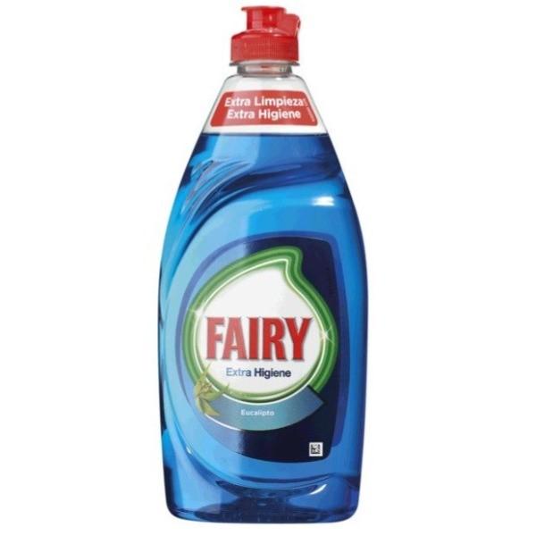 Fairy lavavajillas Eucalipto 500 ml