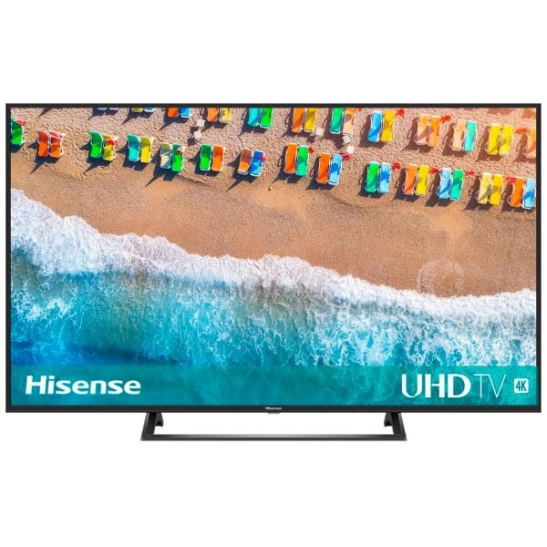 Hisense h55be7200 televisor 55'' lcd direct led uhd 4k 2000hz dolby vision smart tv wifi ci+ hdmi usb reproductor multimedia