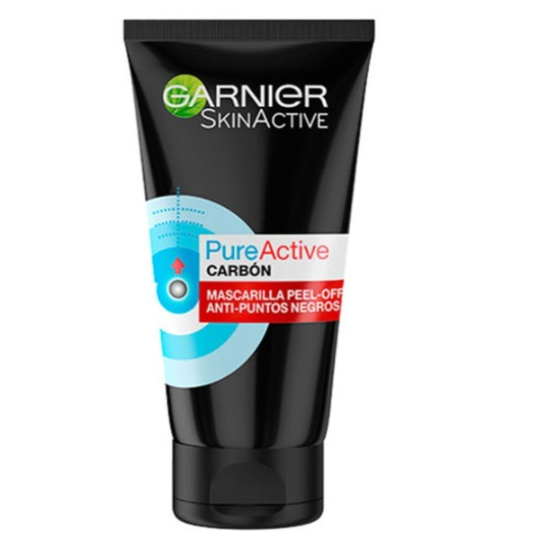 Garnier Skin Active máscara anti-puntos negros Carbón 50 ml