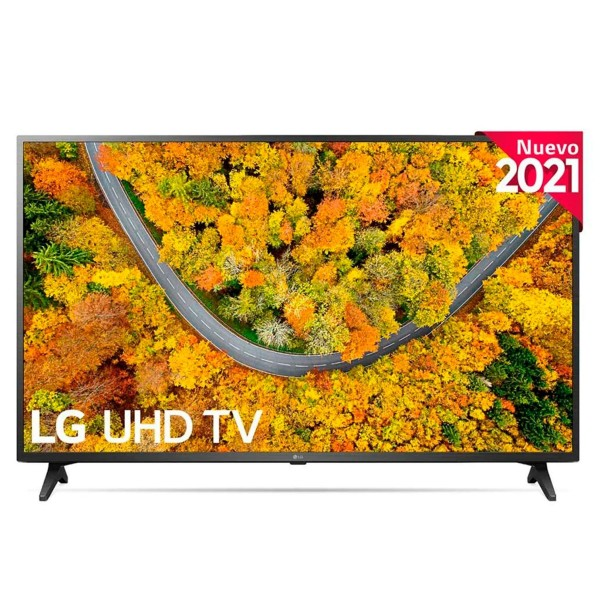 Lg 65up75006lc televisor 65'' led uhd 4k smart tv webos 6.0 4k quad core wifi hdmi bluetooth