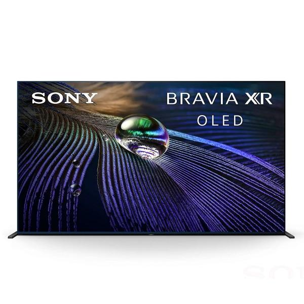 Sony xr65a90jaep televisor 65'' oled uhd 4k hdr smart tv google tv wifi bluetooth 4k bravia xr master series