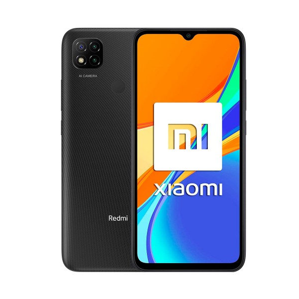 "Xiaomi redmi note 9c nfc gris/ 8-core /3gb/64gb/6.53"" hd+/dual sim"