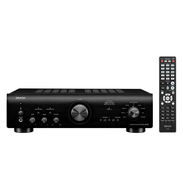 Denon pma 800 negro amplificador integrado de 85 w por canal